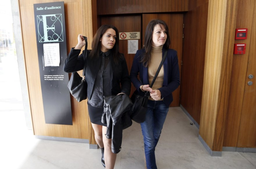 Sophie Serrano ir jos netikra dukra Manon