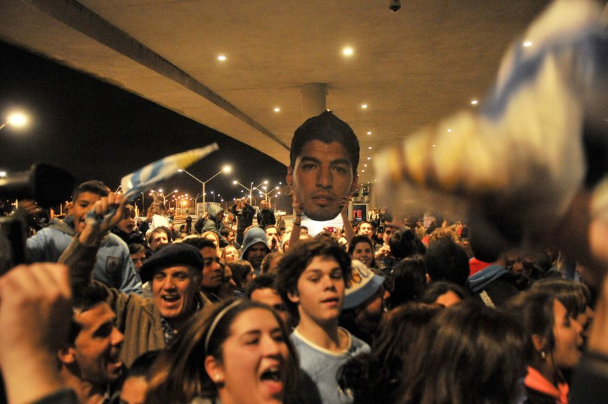 Gerbėjai laukia sugrįžtančio Luiso Suarezo
