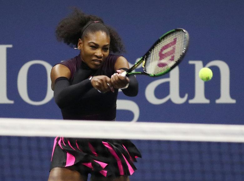 """US Open"" ketvirtfinalis: Serena Williams – Simona Halep"
