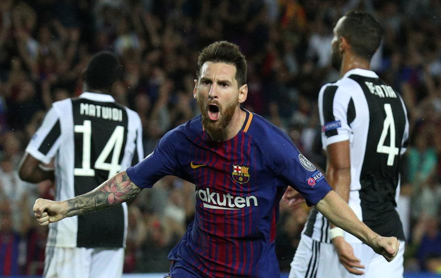 """""""Reuters""""/""""Scanpix"""" nuotr./Lionelis Messi"""