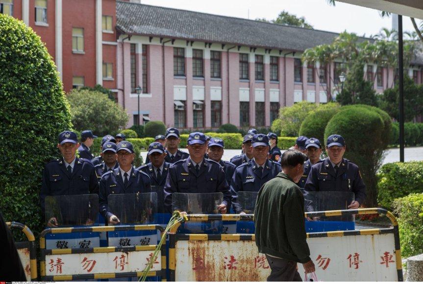 Taivano policija