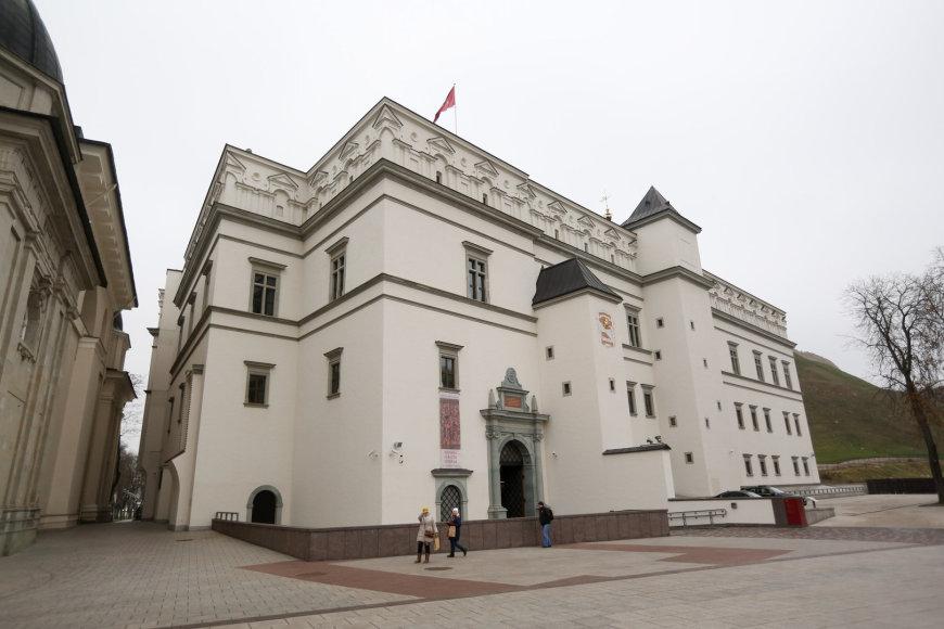 Lietuvos valdovų rūmai