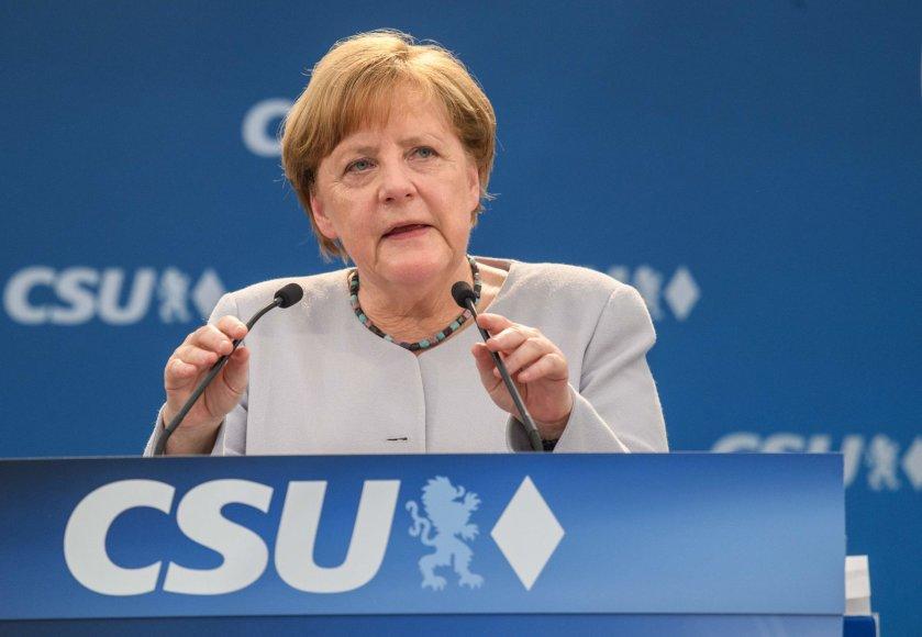 Angela Merkel Miunchene