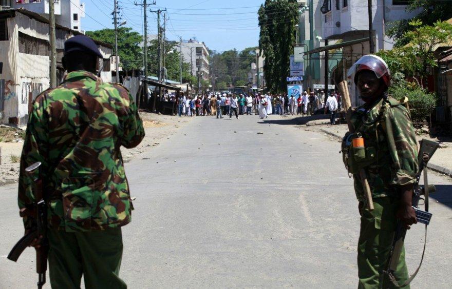 Kariai Mombasoje