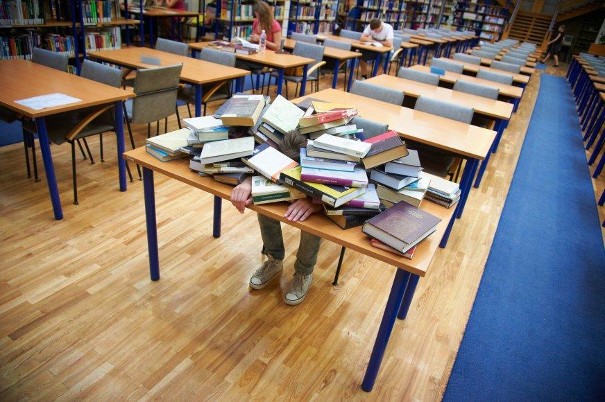 Pasiruošimas egzaminui