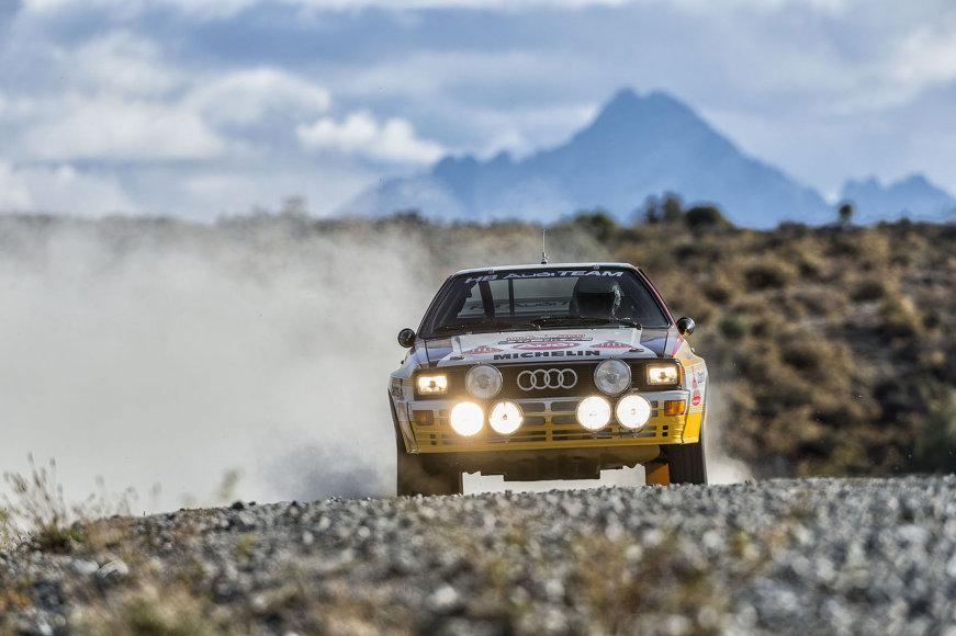 """Audi Rallye quattro A2"""