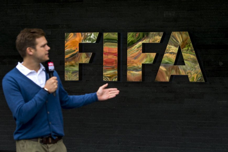FIFA (asociatyvi nuotr.)