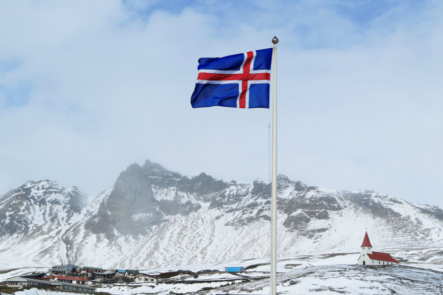 """""""Reuters""""/""""Scanpix"""" nuotr./Islandija"""