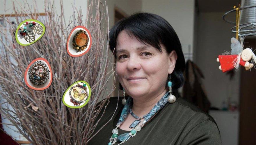 Danguolė Kirdeikienė ir jos darbai