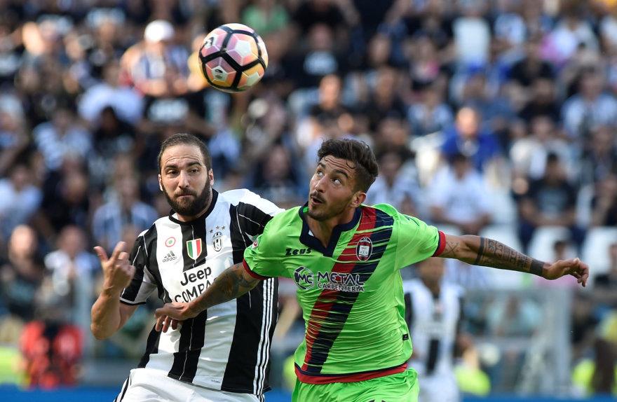 """""""Juventus"""" – """"Crotone"""""""