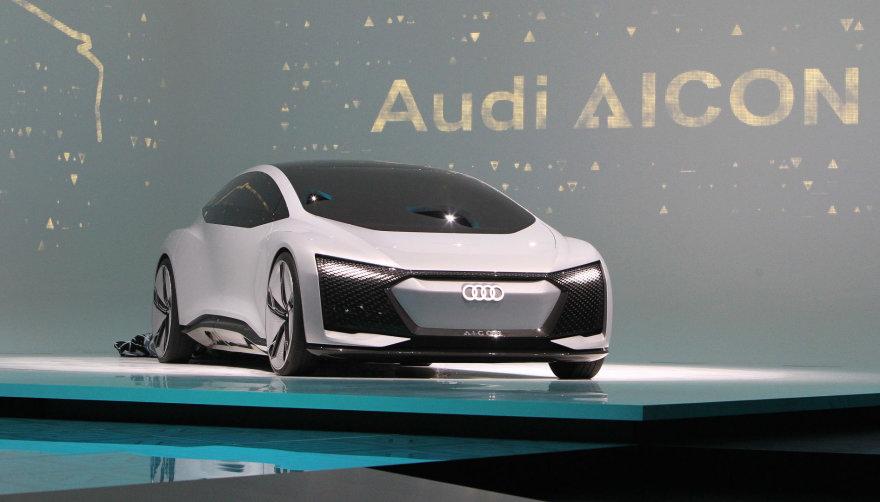 """""""Audi Aicon"""""""