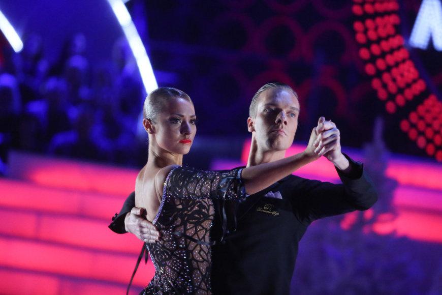 Rūta Elžbieta Mazurevičiūtė ir Vytautas Viluckis