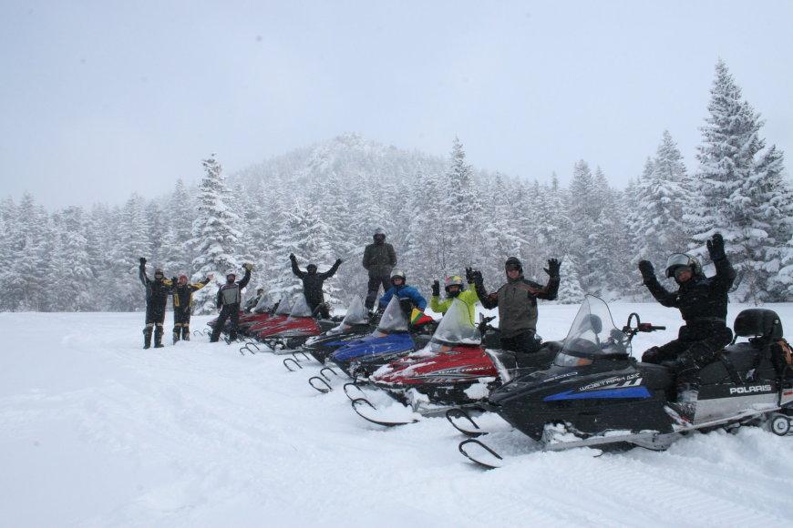 Ekspedicija Uralo kalnuose