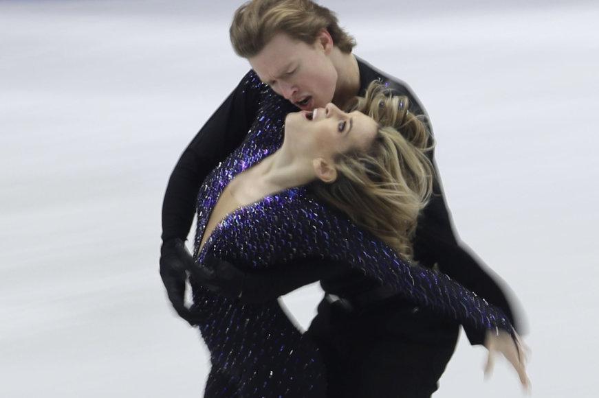 Isabella Tobias ir Ilja Tkačenko