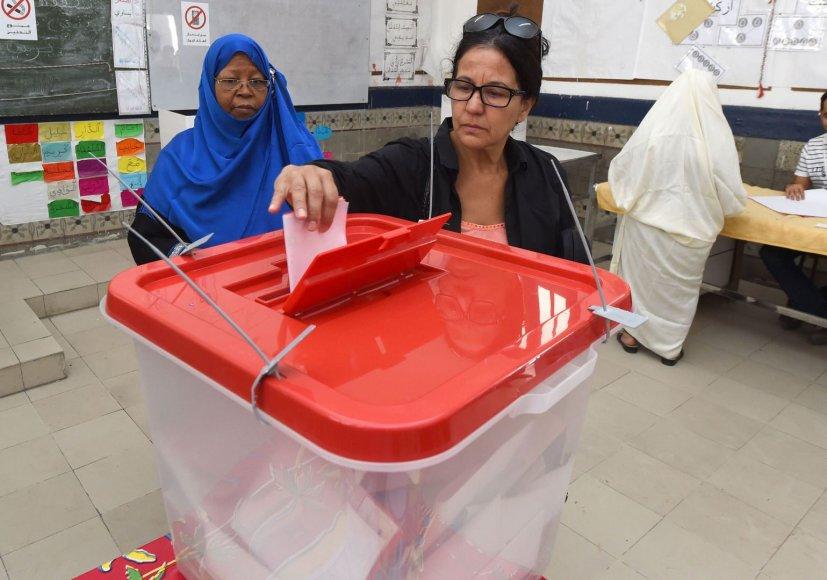 Rinkimai Tunise