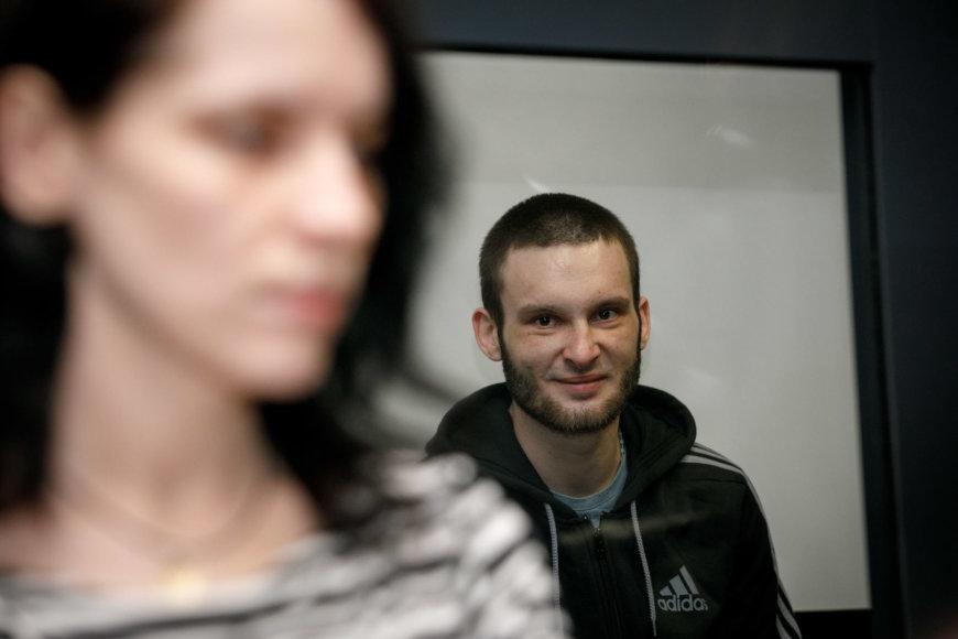 Gediminas Kontenis ir Monika Kaziukaitytė