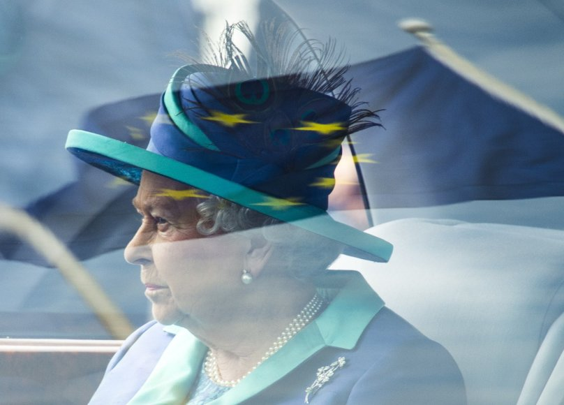 Didžiosios Britanijos karalienės vizitas Vokietijoje