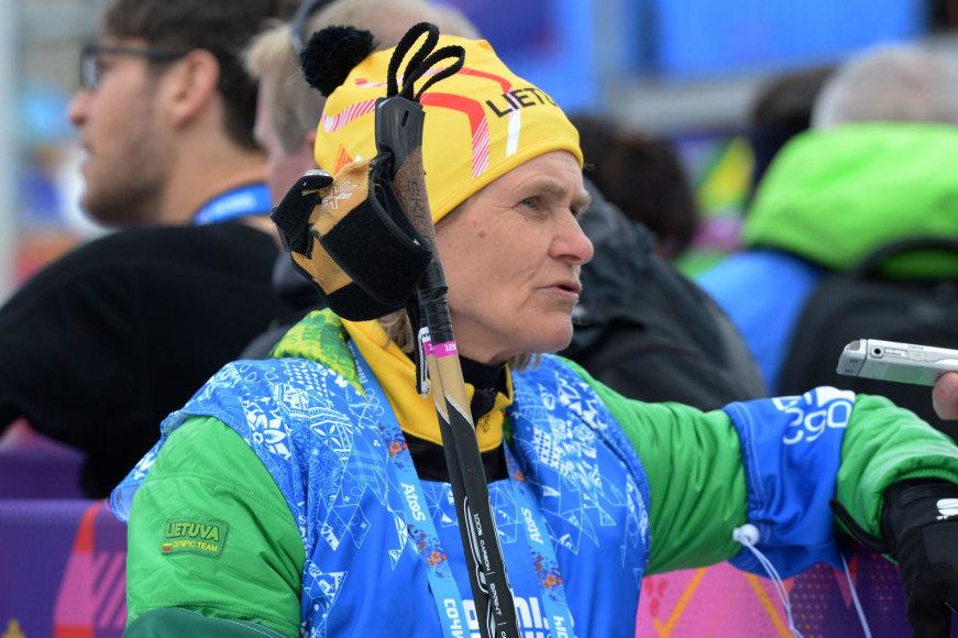 Skiatlono rungtis