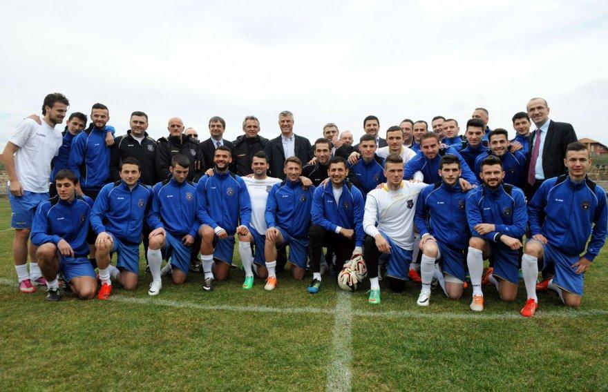 Kosovo futbolo rinktinė