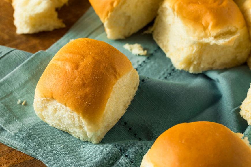Plėšoma rutuliukų duona
