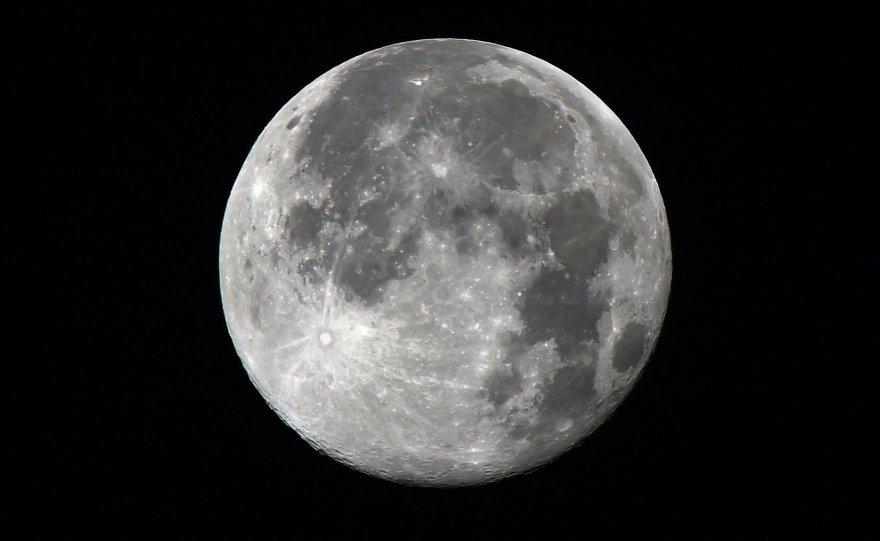 Mėnulis Maroke