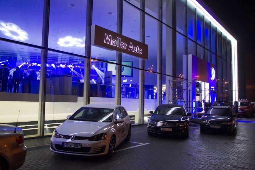 """Naujausia """"Volkswagen"""" atstovybė Lietuvoje – """"Moller auto Savanoriai"""""""