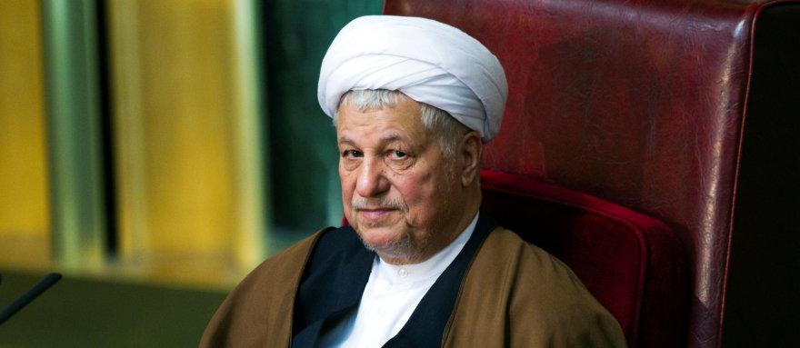 Akbaras Hashemi Rafsanjani
