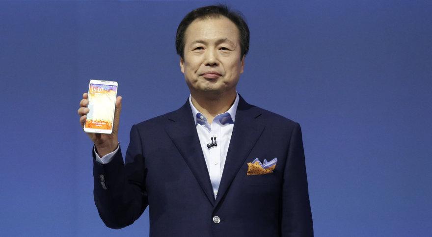 """J. K. Shin rankose – """"Samsung Galaxy Note 3"""""""
