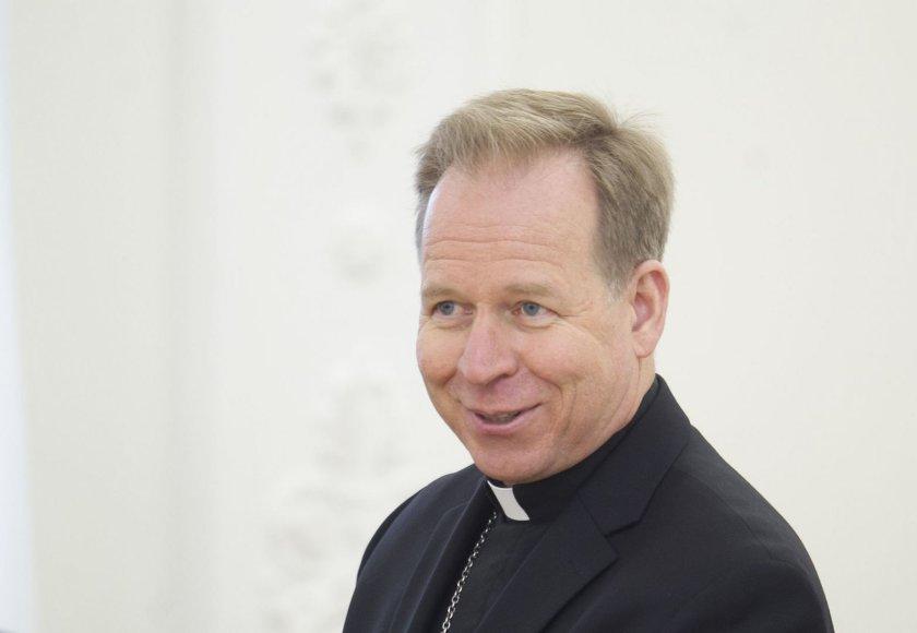 Vilniaus arkivyskupas metropolitas Gintaras Grušas