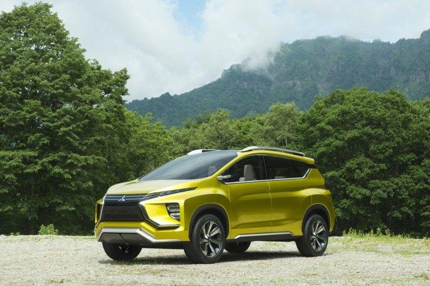 """""""Mitsubishi XM"""" konceptas"""