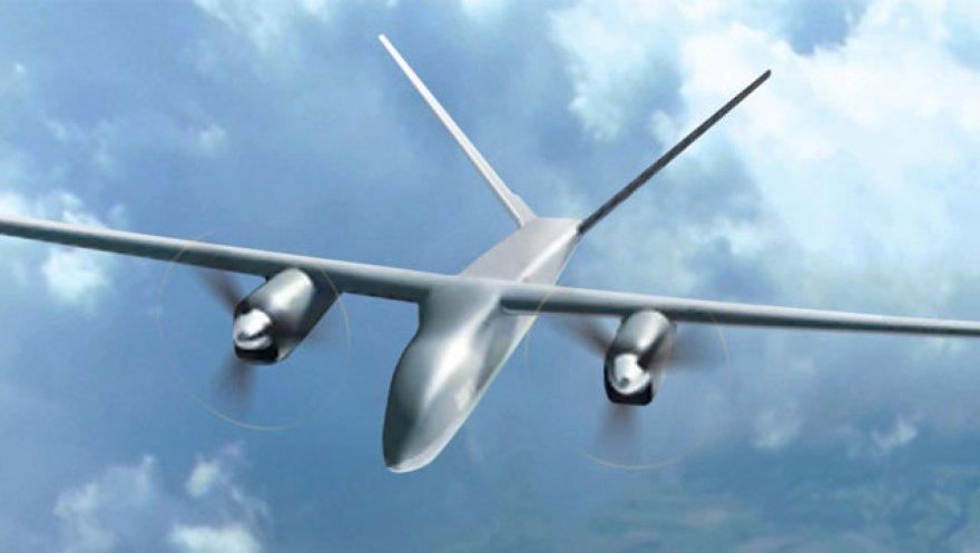 """Drono """"Altius"""" prototipas"""