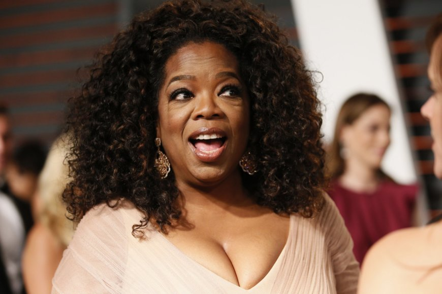 """Reuters""/""Scanpix"" nuotr./Oprah Winfrey"