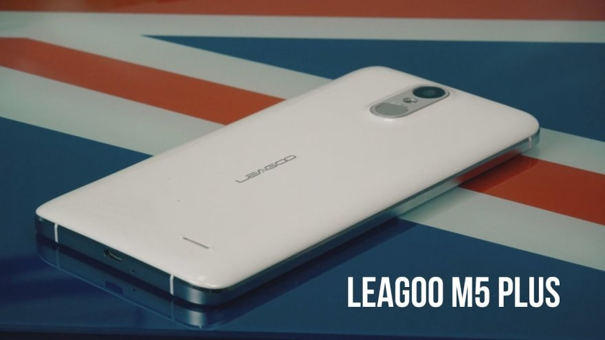 "Telefonas ""Leagoo M5 Plus"""