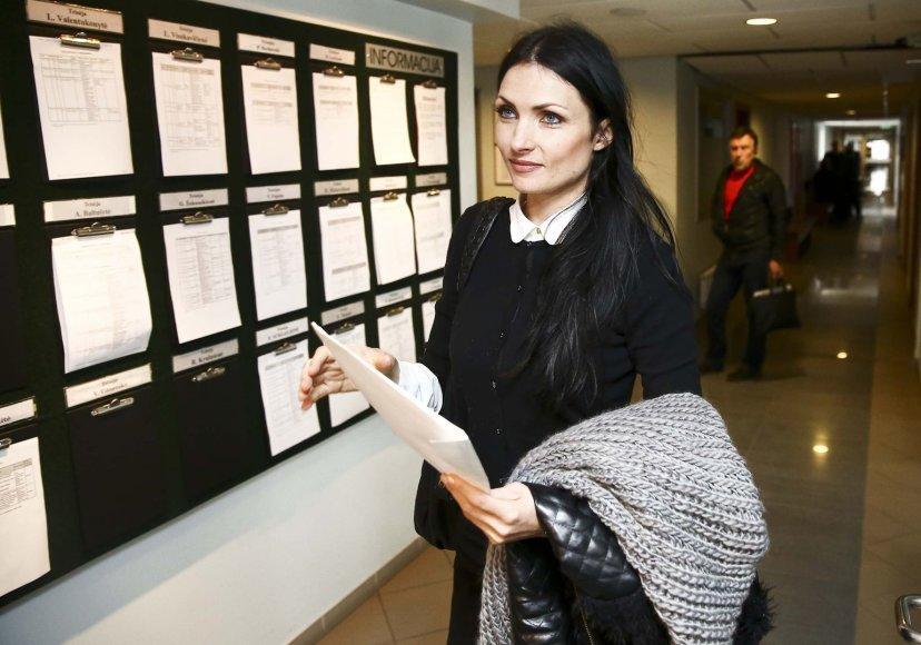 Sandra Chlevickaitė