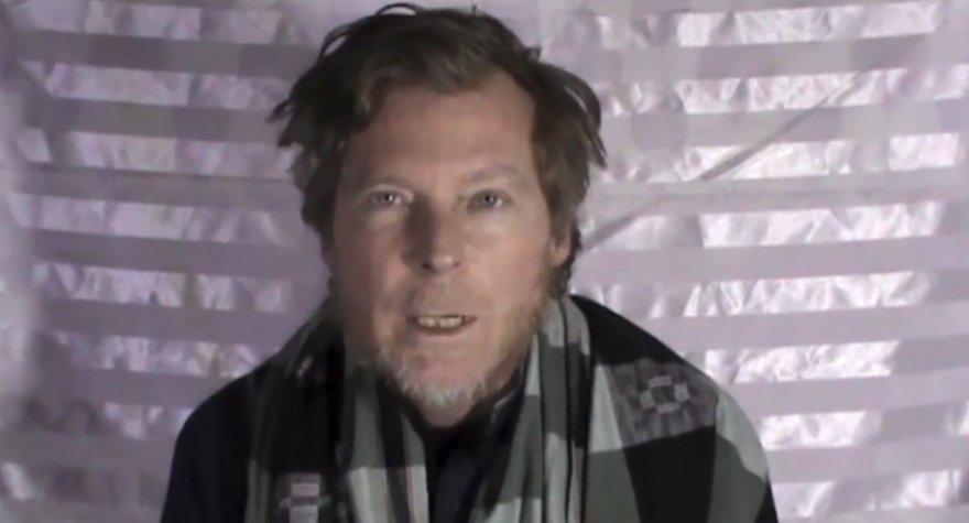 Talibanas paskelbė vaizdo įrašą su įkaitais iš Vakarų valstybių