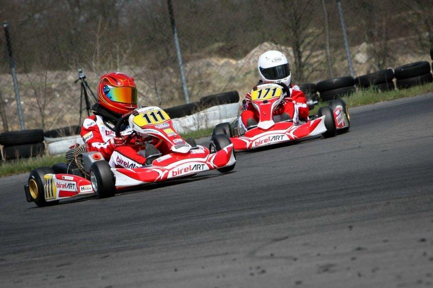"""Columbia Racing by WTR"" komanda"