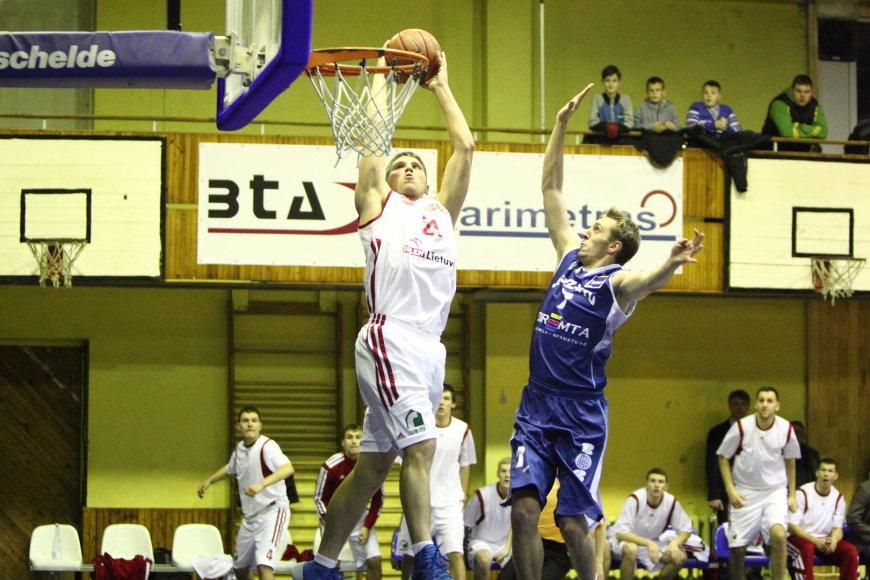 NKL sezono dėjimo autorius – Vytautas Pikalavičius
