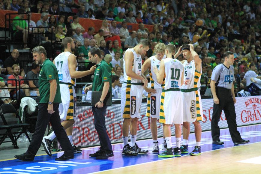 Lietuva – Australija