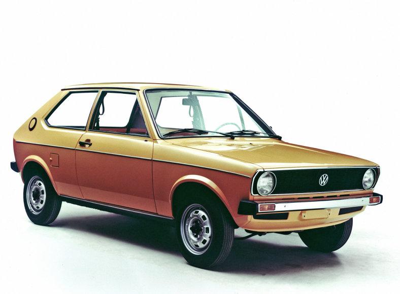 """Pirmosios kartos """"Volkswagen Polo"""""""