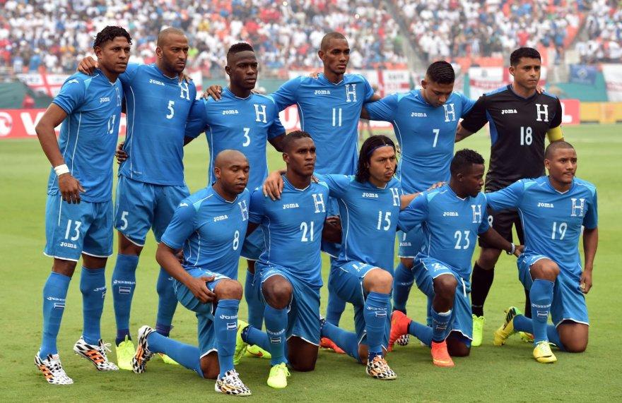 Hondūro futbolo rinktinė