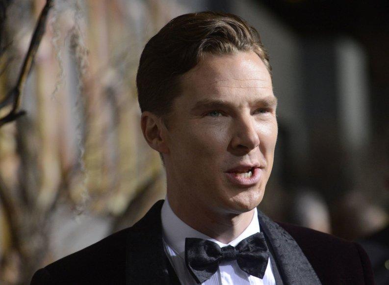 Benedictas Cumberbatchas