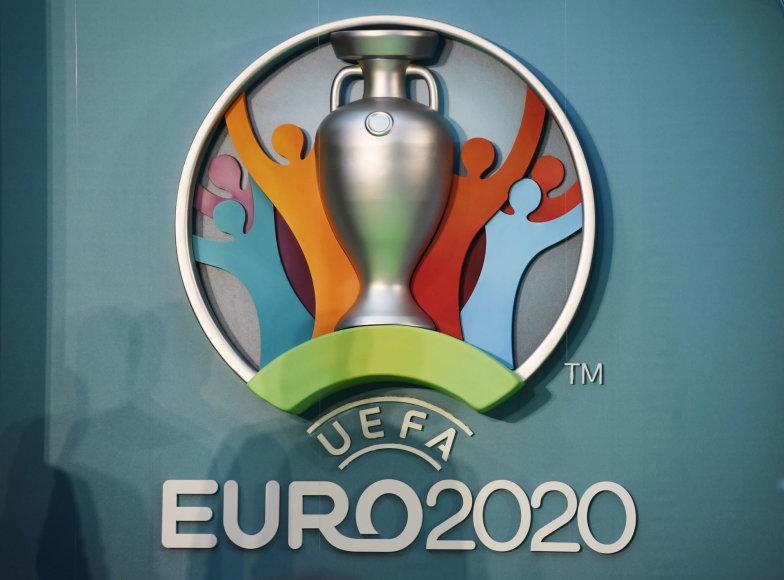 """Euro 2020"" Londone logo"