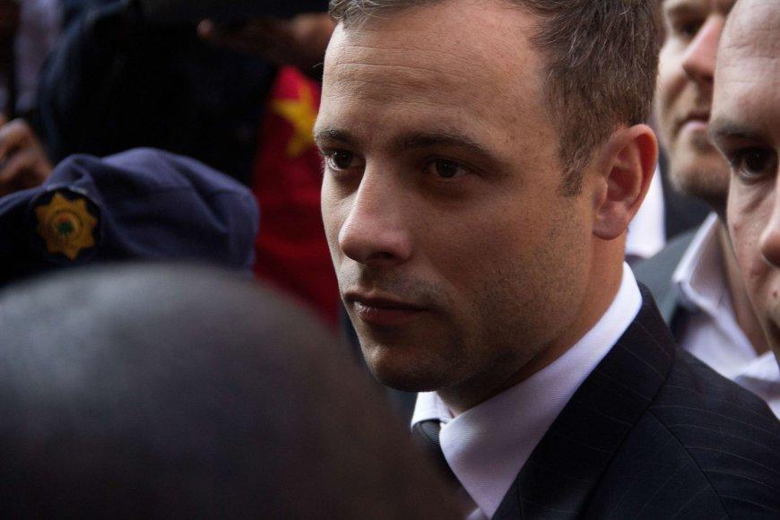Oscaras Pistorius