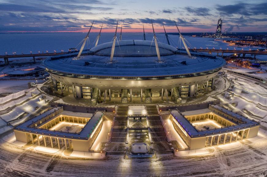 Naujasis Sankt Peterburgo stadionas