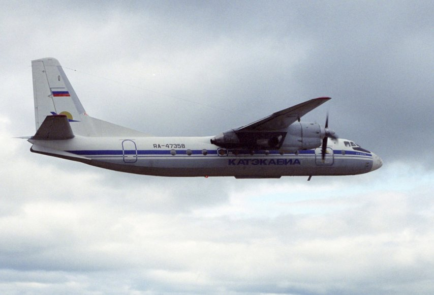 """Katekavia"" lėktuvas"