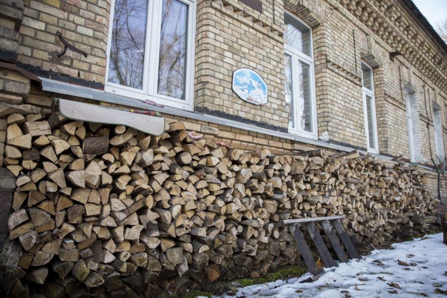 Daugiausiai už šildymą žiemą mokantis namas sostinės Žygio gatvėje