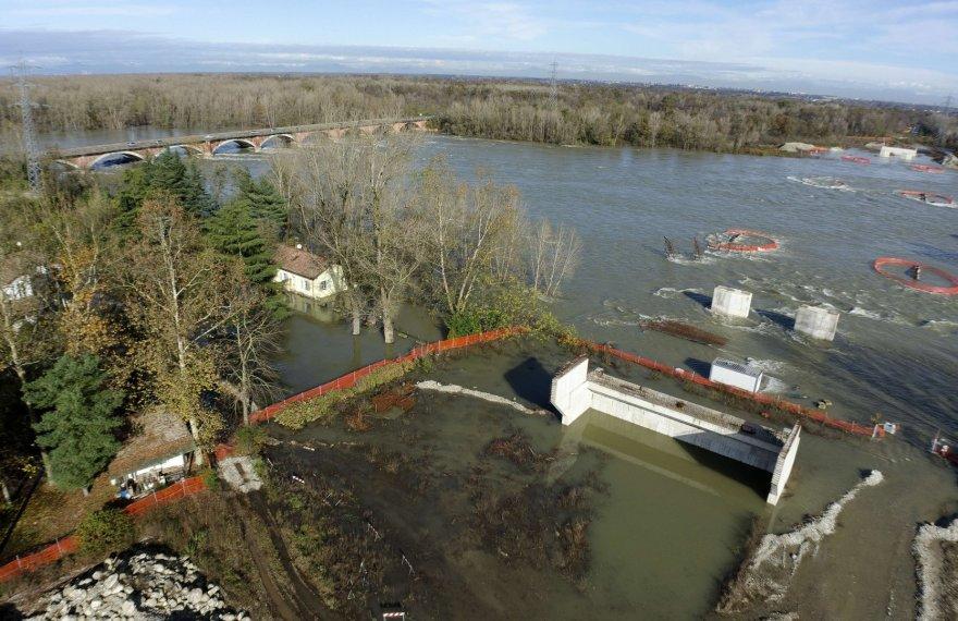 Potvynis Italijoje