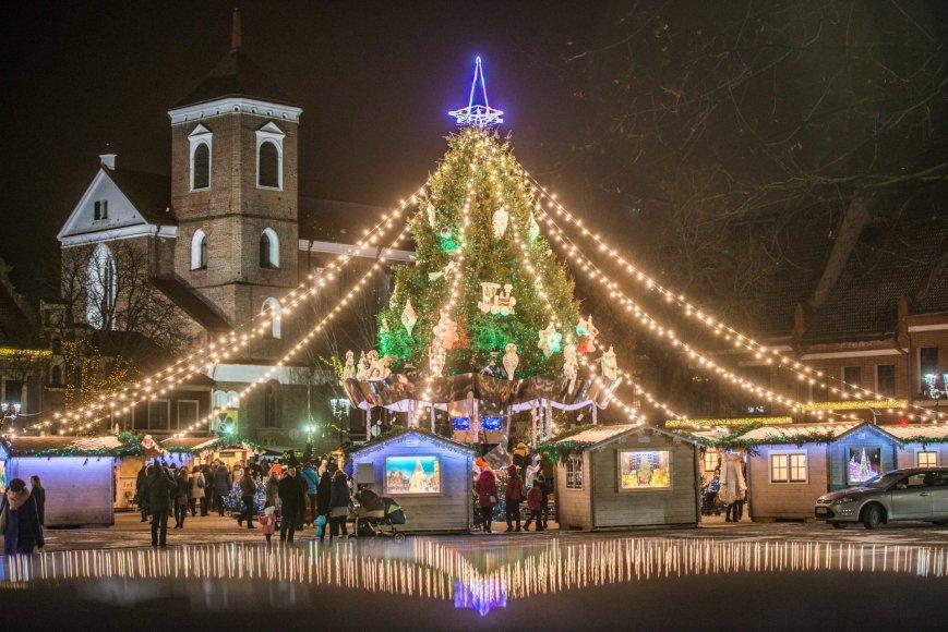 Kalėdinis Kaunas