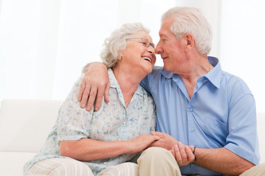 Senolių pora