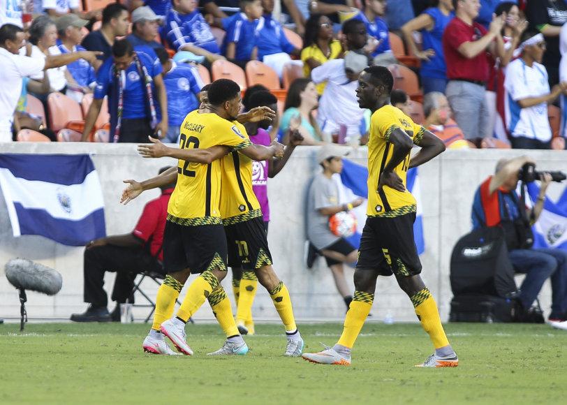 Jamaikos futbolo rinktinė